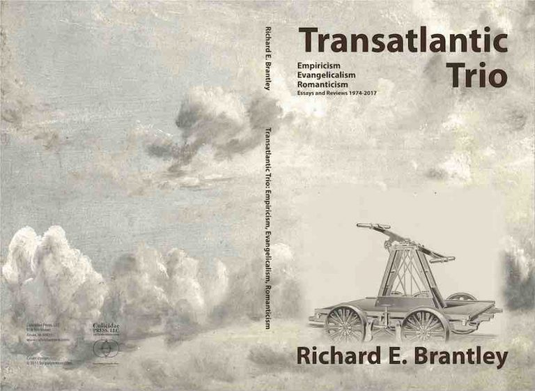Book Cover for Richard Brantley's New Book