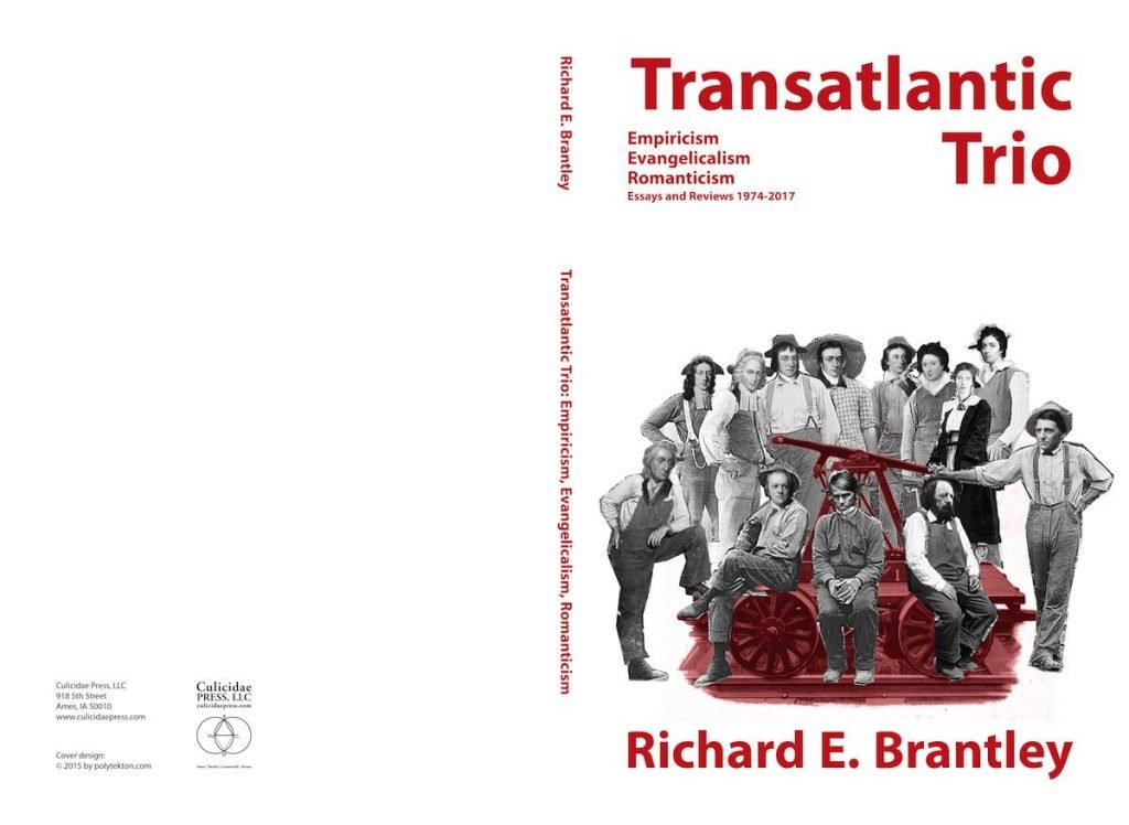 transatlantic trio empiricism evangelicalism romanticism essays and reviews 1974 2017