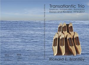 "Updated Cover Designs for Richard Brantley's ""Transatlantic Trio"""