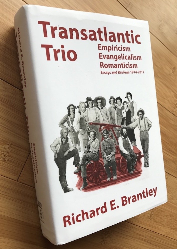 Ad Copy Design for Brantley's Transatlantic Trio