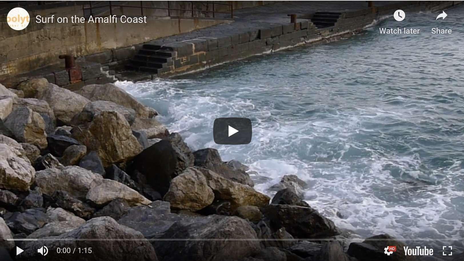 Surf in Amalfi