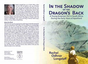 Cover Designs for Rachel Longstaff Book