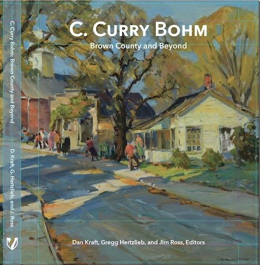 Cover Design for C. Curry Bohm Exhibition Catalogue