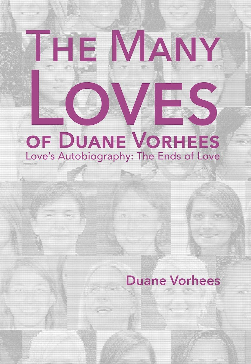 Cover Design for Vorhees Book