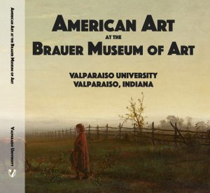 New Book Design of American Art for Valparaiso University