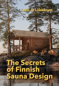 Design for Finnish Book on Saunas